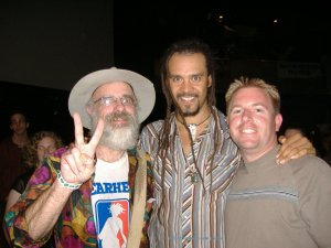 lurker, Michael Franti and Regular Joe @ Park West for Lonely Planet Passport Tour