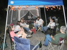 Camping with old and new friends at Artillery Ridge Campground has become a tradition.  We have reservations for 2006.  Plan to join us there!